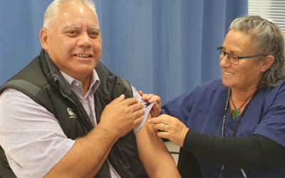 Eastern Bay COVID-19 Vaccine Rollout