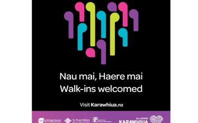 Walk-in COVID Vaccination Clinics
